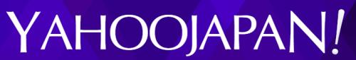 Yahoo風ロゴ
