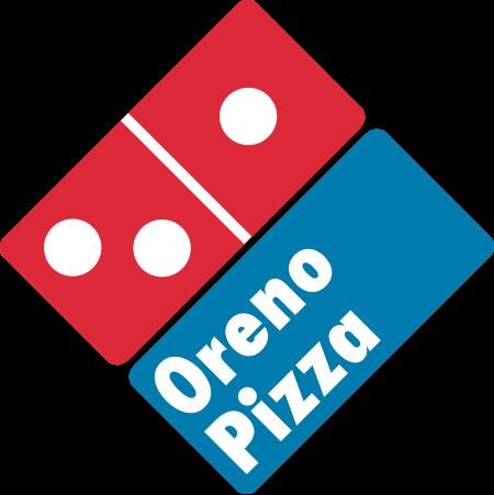 ドミノピザ風ロゴ
